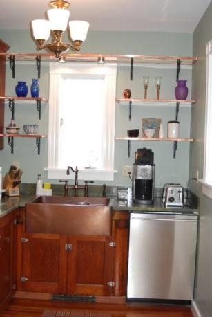 Kitchen ~ Providence, RI